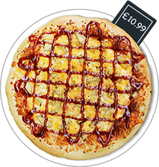 BBQ Dream Pizza